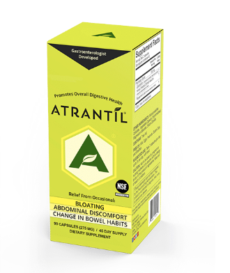 ATRANTíL (90 Count) - Inspired Health Apothecary - SIBO, Gas, Bloating, Abdominal Pain