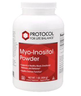 Myo-Inositol - Inspired Health Apothecary - PCOS, Ovulation, Infertility, Fertility