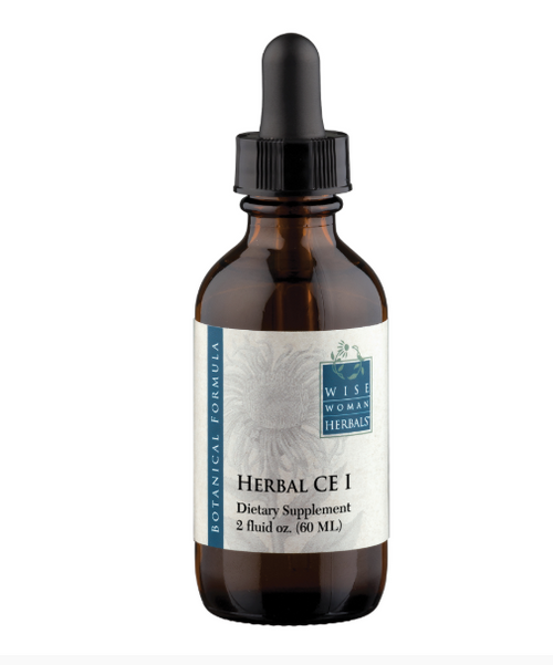 Herbal CE I - Cough Expectorant (2oz Tincture) - Inspired Health Apothecary -