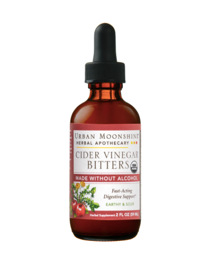 Urban Moonshine Cider Vinegar Bitters, 2 fl oz