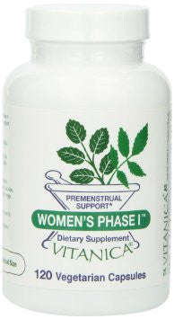 Women's Phase I (120 cap) - Inspired Health Apothecary