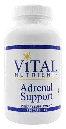 Adrenal Support (120 Caps) - Inspired Health Apothecary