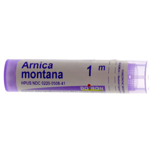 Arnica Montana - Inspired Health Apothecary - Trauma Injury