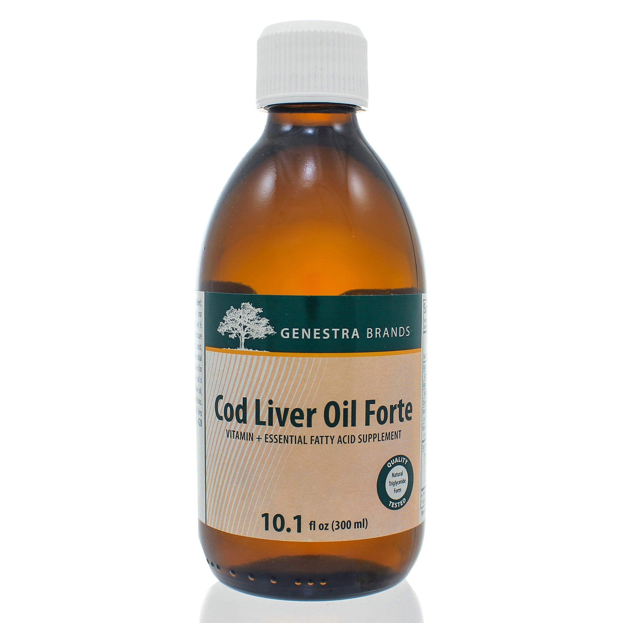 Cod Liver Oil Forte - Inspired Health Apothecary - Liquid Fish Oil, Antiinflammatory