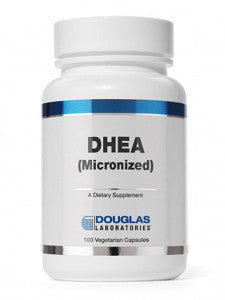 DHEA 10mg - Inspired Health Apothecary- Brain Fog, Weight, Adrenal Support