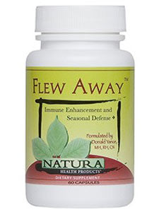 Flew Away - Inspired Health Apothecary - Flu, Influenza, Natural Supplement