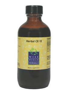 Herbal CE II - Cough Expectorant (4oz Tincture) - Inspired Health Apothecary
