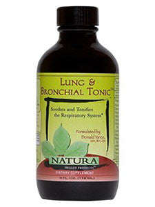 Lung & Bronchial Tonic - Inspired Health Apothecary