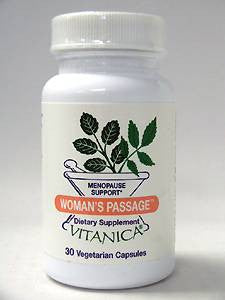 Woman's Passage - Inspired Health Apothecary - Vitanica, Menopause, Hot Flash, Night Sweats