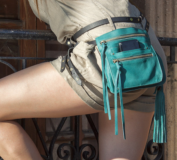 Wardrobe Recipe: The Perfect Cross Body Bag