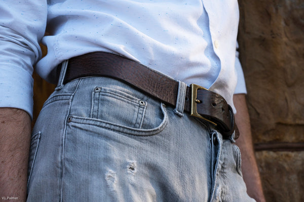 How to Choose the Right Leather Belt for You