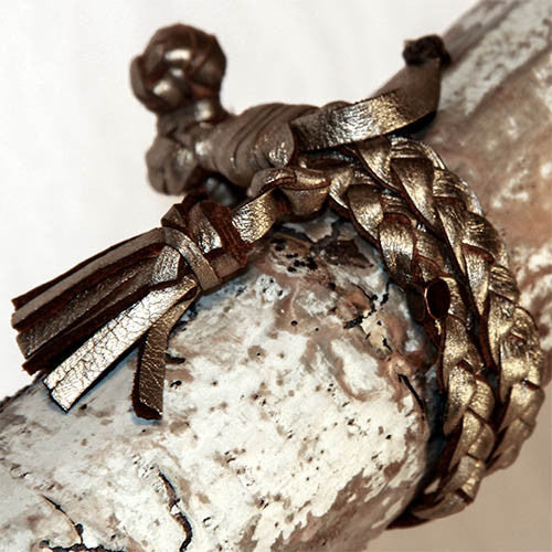 3 Great Reasons To Get/Give A Leather Bracelet From Santa This Year!