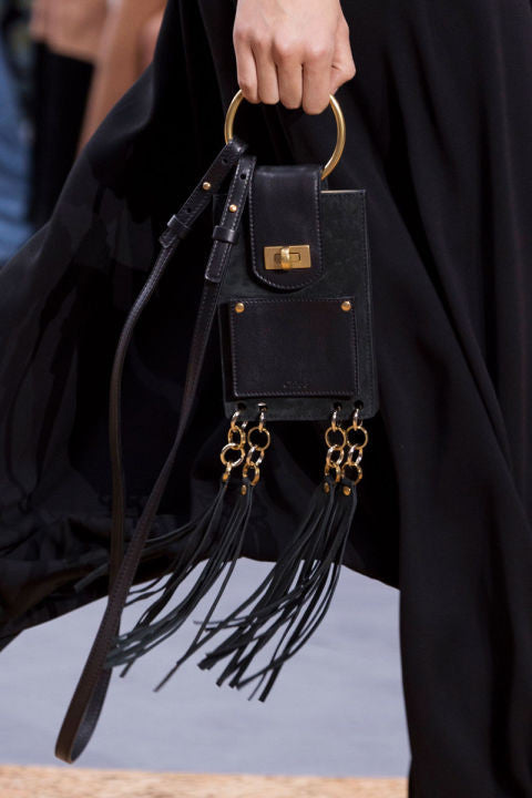 Harper's Bazaar Top Bag Trend - Function for Mobile