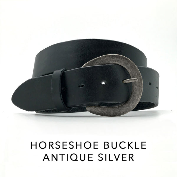 Belt Buckle - Horseshoe