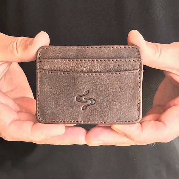 JAKE Handmade Leather Money Clip