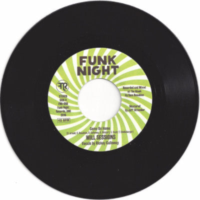 "Come On Home (New 7"")"