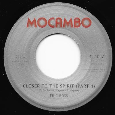 "Closer to the Spirit (New 7"")"