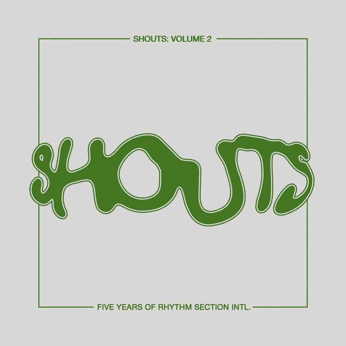 "Shouts Vol. 2 (New 12"")"