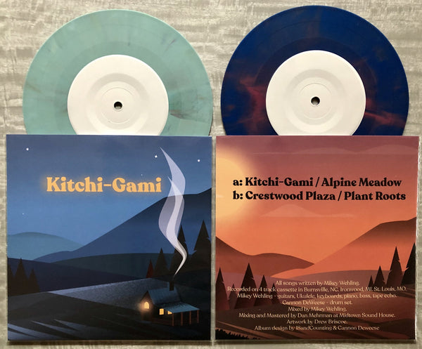 "Kitchi-Gami (New 7"")"