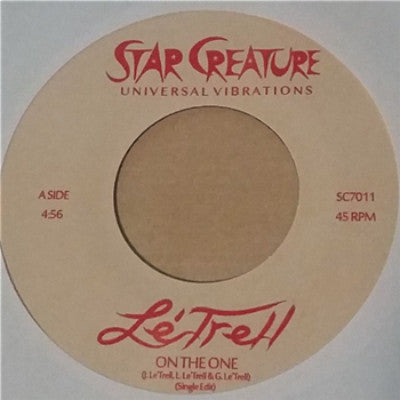 "On The One / State Of Shock (S.O.S) (New 7"")"