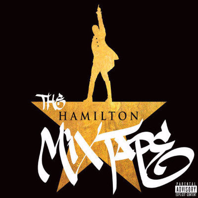 The Hamilton Mixtape (New 2LP)