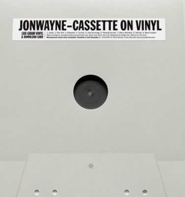 Cassette On Vinyl (New LP)