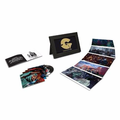 "Liquid Swords (New 4x7"" Box Set)"