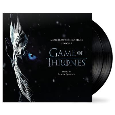 Game of Thrones Season 7 (New 2LP)