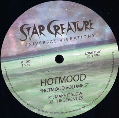 "Hotmood Volume 5 (New 12"")"