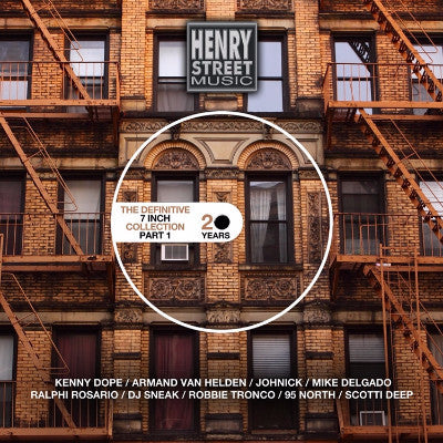 "20 Years of Henry Street Music (New 5x7"" Box Set)"