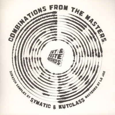 "Combinations From The Masters (New 12"")"