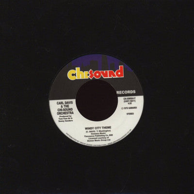 "Windy City Theme / Show Me The Way To Love (New 7"")"