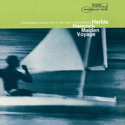 Maiden Voyage (New LP)