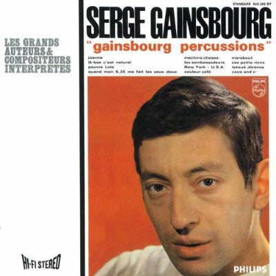 Gainsbourg Percussions (Used LP)