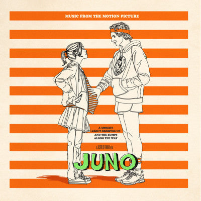 Juno (Music From The Motion Picture) (Used LP)