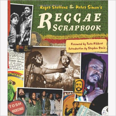The Reggae Scrapbook (Hardcover)