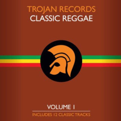 Trojan Records Classic Reggae Volume 1 (New LP)