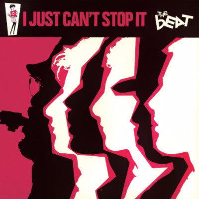 I Just Can't Stop It (New LP)