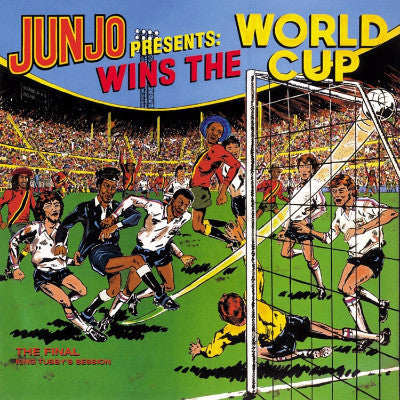 Wins The World Cup (New 2LP)