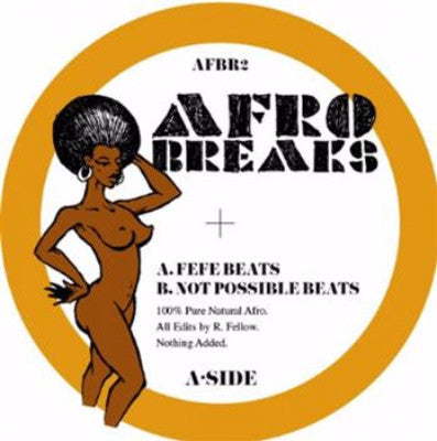 "Afro Breaks (New 7"")"