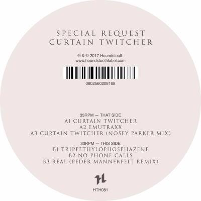 "Curtain Twitcher (New 12"")"