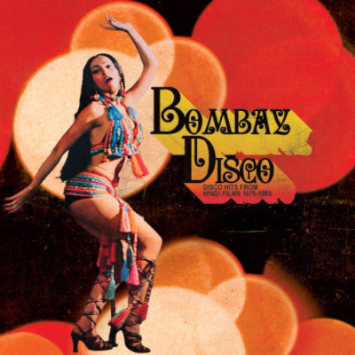Bombay Disco - Disco Hits From Hindi Films 1979-1985 (New 2LP)