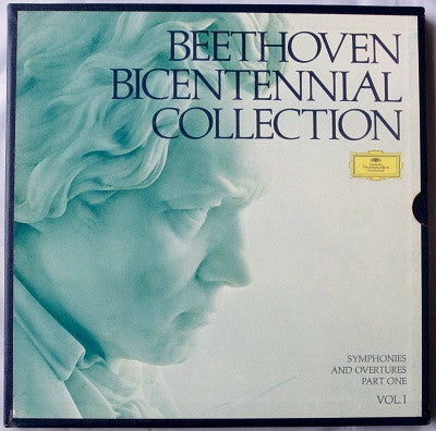 Beethoven Bicentennial Collection Symphonies (Used 5LP Boxset)