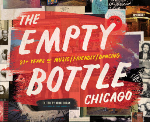 The Empty Bottle Chicago (New Hardcover)