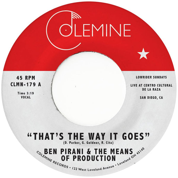 "That's The Way It Goes/Dreamin's For Free (New 7"")"