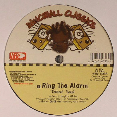 Ring The Alarm / Skin Out