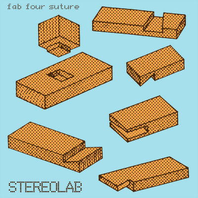 "Fab Four Suture (Used 2 x 10"")"