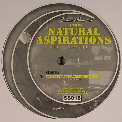 "Natural Aspirations (New 12"")"