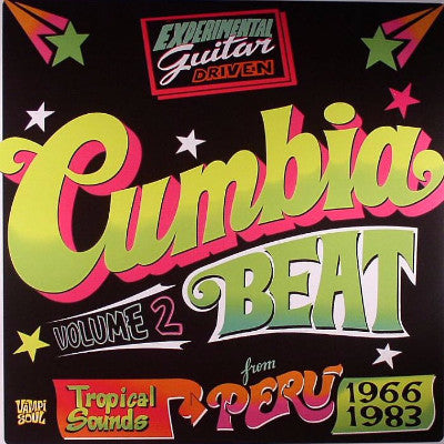 Cumbia Beat Vol. 2 (New 2LP)