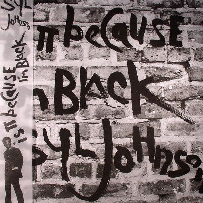 Is It Because I'm Black (New LP)